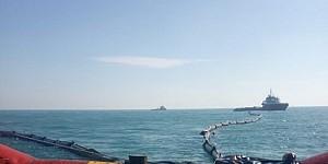 Cepat dan Strategi Berlapis Tangani Tumpahan Minyak Laut Jawa