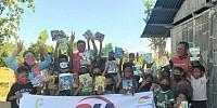Ultah Ke-24, Elnusa Petrofin Berbagi Buku untuk Nusantara