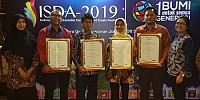 Pertamina EP Borong Penghargaan ISDA 2019