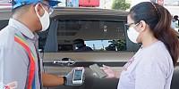 Baru Uji Coba, Transaksi Nontunai di SPBU Kota Surabaya Melonjak Lima Kali Lipat
