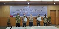 Sinergi dengan Perbankan Syariah Nasional, PTK  Hidupkan Bisnis Galangan Kapal Dalam Negeri