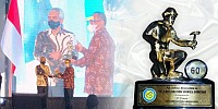 Di Ajang IAGI Exploration Award 2020, Elnusa Sabet Penghargaan