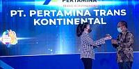 Pertamina Trans Kontinental Raih 2 Penghargaan di BUMN Branding and Marketing Award 2020