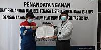 Pertamina EP Lirik Field Gunakan Layanan Premium Platinum Ekstra PLN UIWRKR