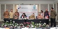 Pertamina dan Petronas Perkuat Kerjasama Bisnis Migas Jangka Panjang