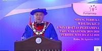 Sarjana Universitas Pertamina Harus Mampu Tunjukkan Keunggulan