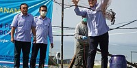 Tingkatkan Ekspor Ikan, KKP Akan Bikin Keramba di Perairan Batam