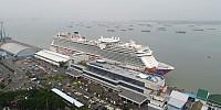 Pelindo III: 153 Kapal Pesiar Bakal Sambangi Indonesia