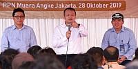 Belanja Masalah, Menteri KKP Dekati Nelayan di Muara Baru