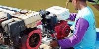556 Paket Konkit Dibagikan, Nelayan Semarang Hemat Biaya Melaut