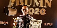 Ciamik, Elnusa Sabet Penghargaan Anugerah BUMN 2020