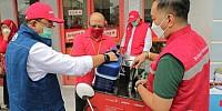 Direksi Pertamina Tinjau dan Pastikan Kesiapan Layanan BBM dan LPG di Jalur Wisata Puncak